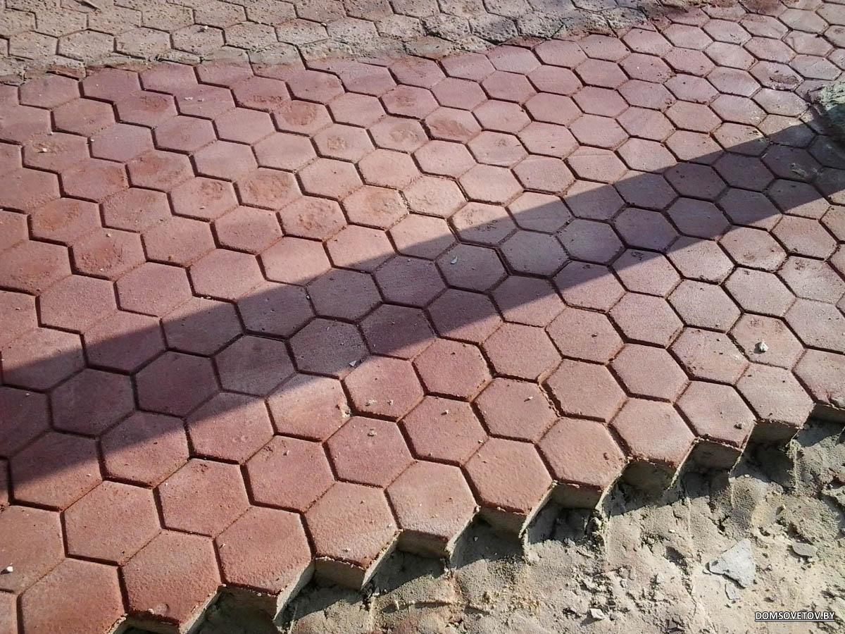 Штампы для бетона своими руками - Только ремонт своими руками в квартире 100