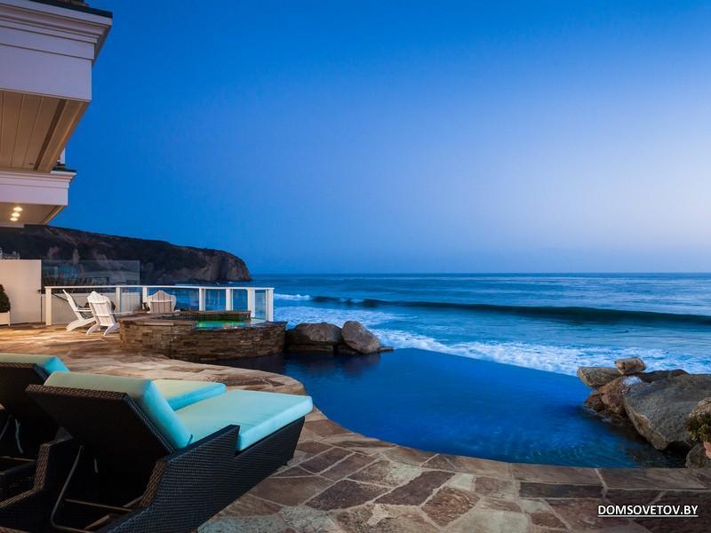 Дом на берегу тихого океана купить